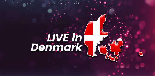 New market: Pragmatic Play Live in Denmark