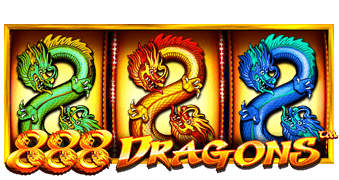 888 Dragons™ Logo