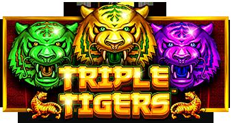 Triple Tigers™ Logo
