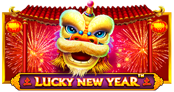 Lucky New Year™ Logo