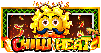 Image result for chilli heat slot logo