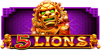 5 Lions™ Logo