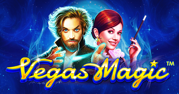 Cast a winning spell with Vegas Magic™!