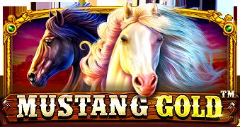 Mustang Gold™ Logo