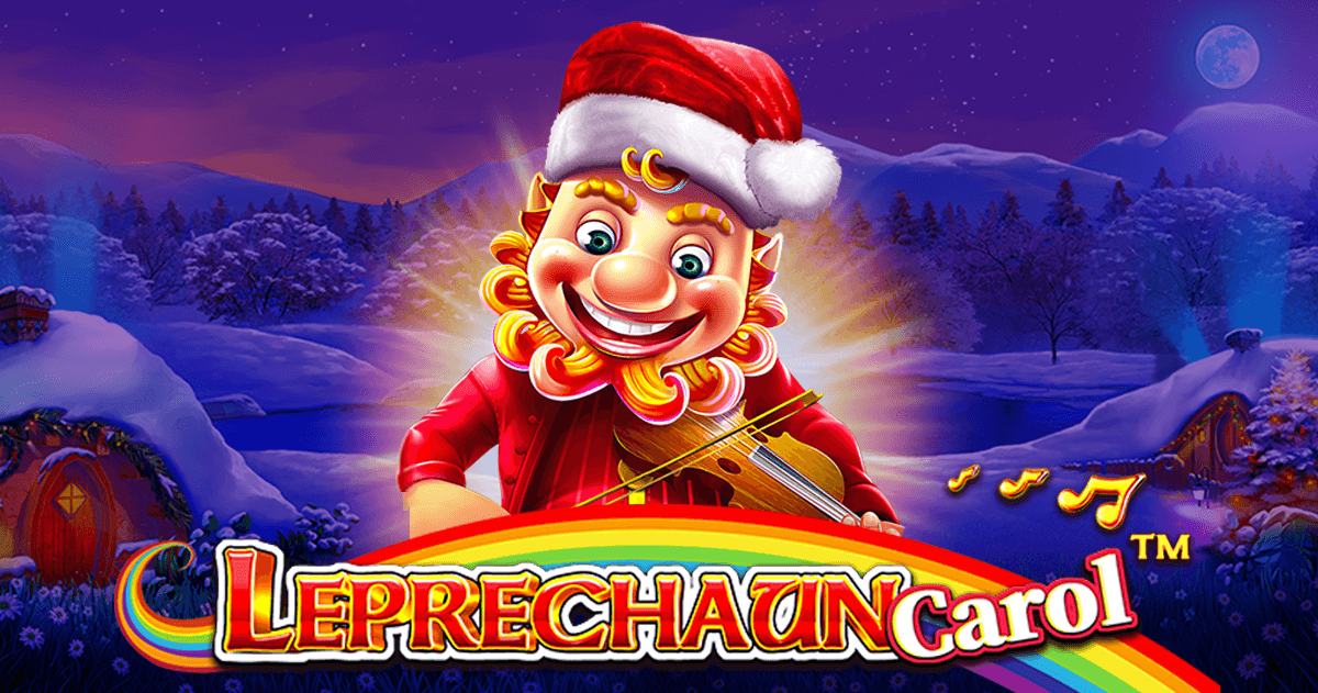 Sing a winning song this Christmas with Leprechaun Carol™