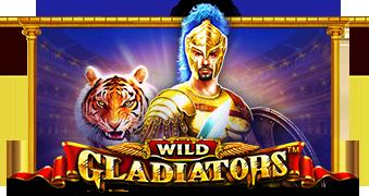 Wild Gladiators™ Logo