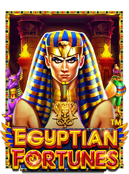Egyptian Fortunes™ - 25 Apr 2019