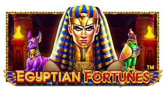 Egyptian Fortunes™ Logo