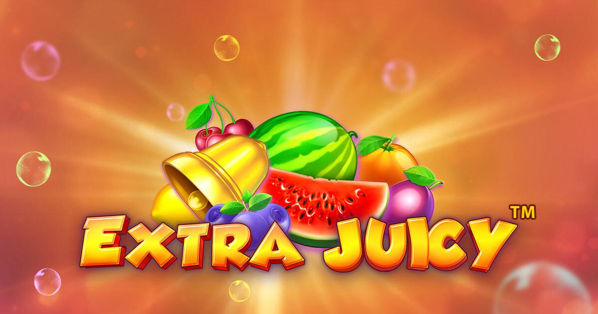 ENJOY A FRUIT BLAST IN PRAGMATIC PLAY'S EXTRA JUICY