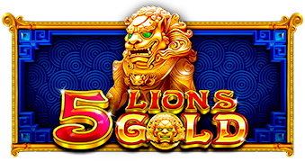 5 Lions Gold™ Logo