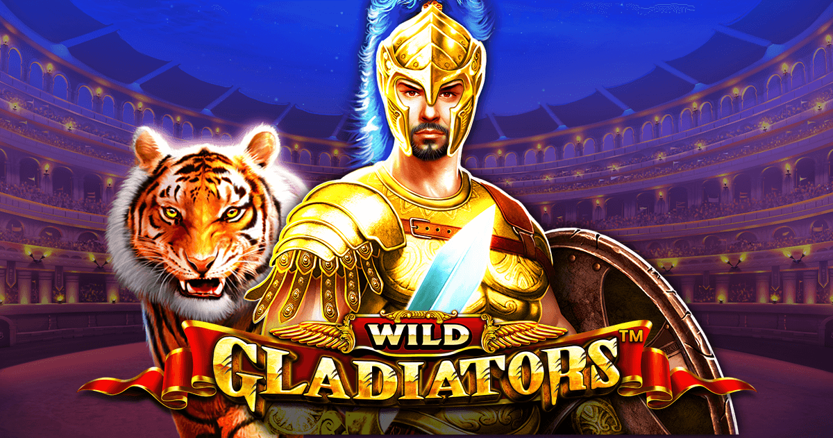 CONQUER THE COLOSSEUM IN PRAGMATIC PLAY'S WILD GLADIATORS