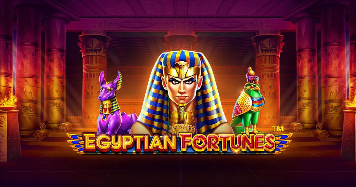 PRAGMATIC PLAY WELCOMES ADVENTURERS WITH EGYPTIAN FORTUNE