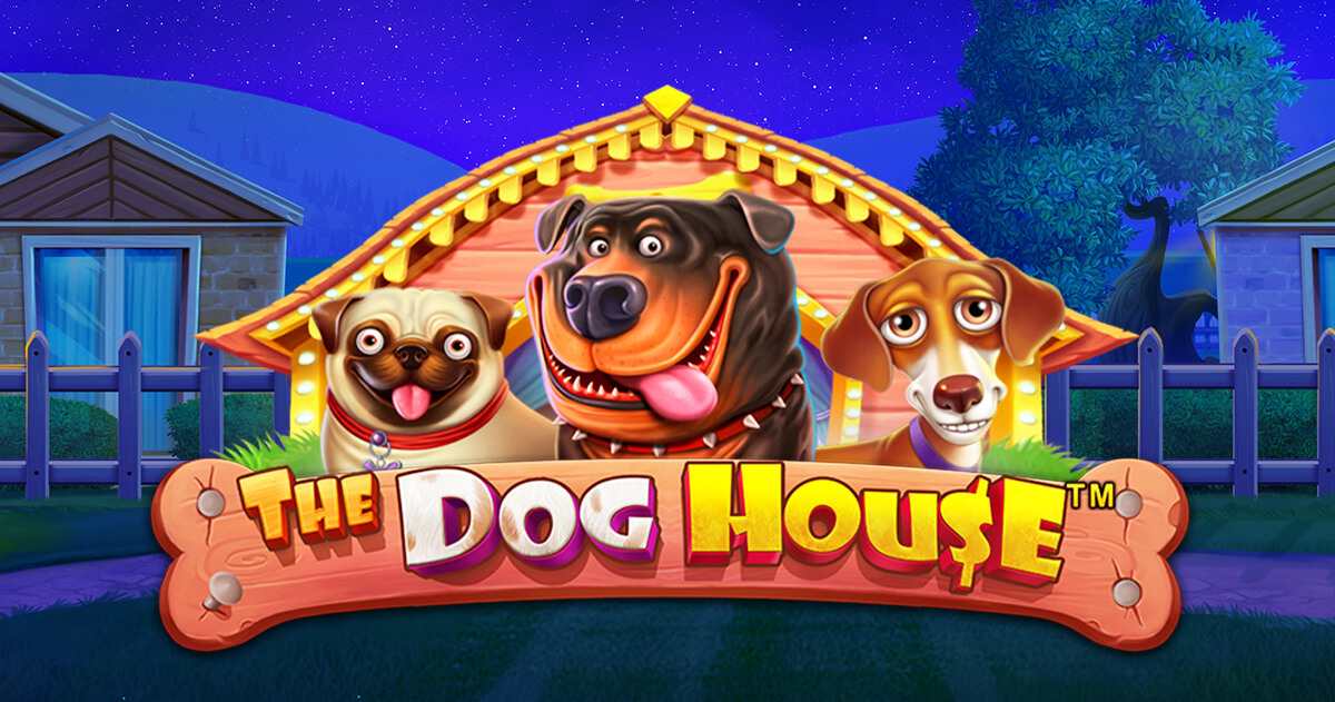 PRAGMATIC PLAY LAUNCHES THE DOG HOUSE