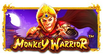 Monkey Warrior™ Logo