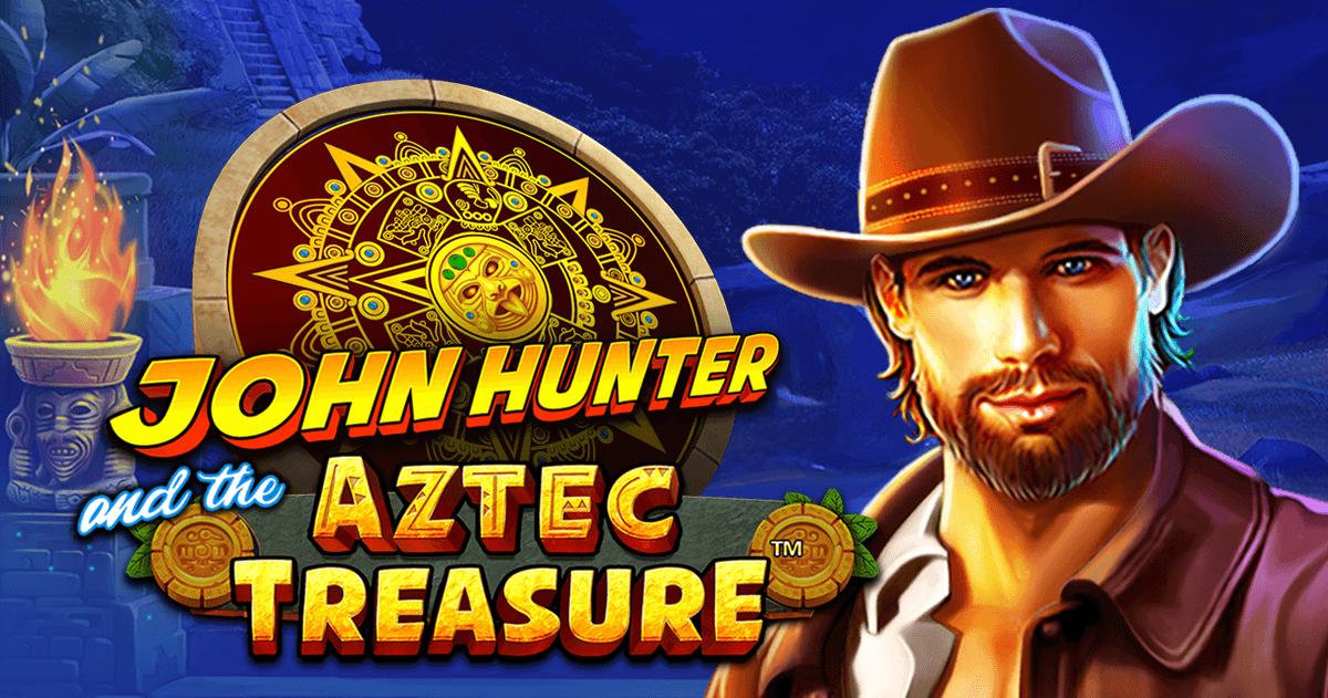 PRAGMATIC PLAY'S HERO RETURNS IN JOHN HUNTER AND THE AZTEC TREASURE