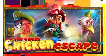 The Great Chicken Escape™ Logo