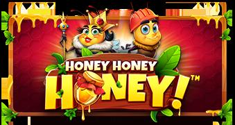 Honey Honey Honey™ Logo