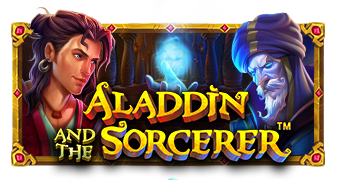 Aladdin and the Sorcerer™ Logo