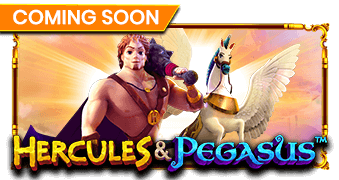 Hercules and Pegasus™