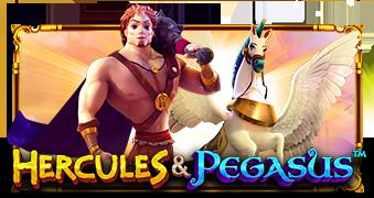 Hercules and Pegasus™ Logo