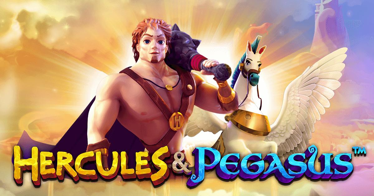 PRAGMATIC PLAY UNVEILS HERCULES AND PEGASUS