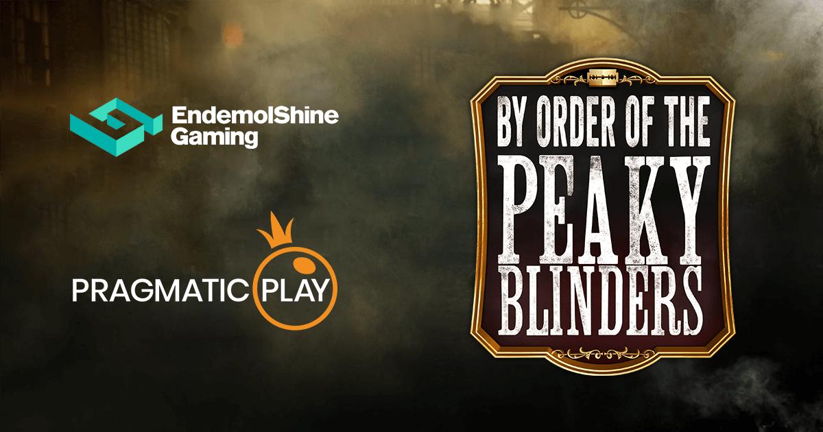 Endemol Shine Gaming partners with Pragmatic Play for Peaky Blinders