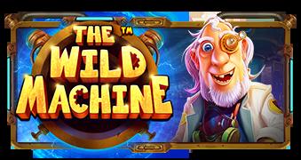 The Wild Machine™ Logo