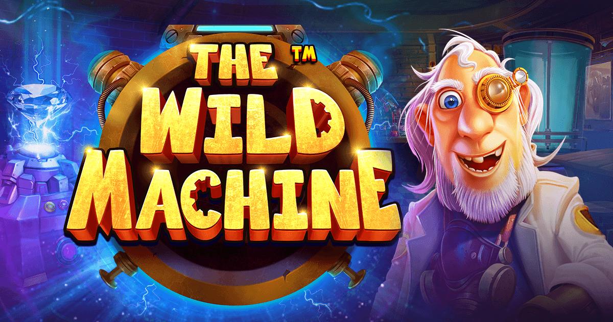 MEET THE PROFESSOR IN PRAGMATIC PLAY'S LATEST SLOT – THE WILD MACHINE