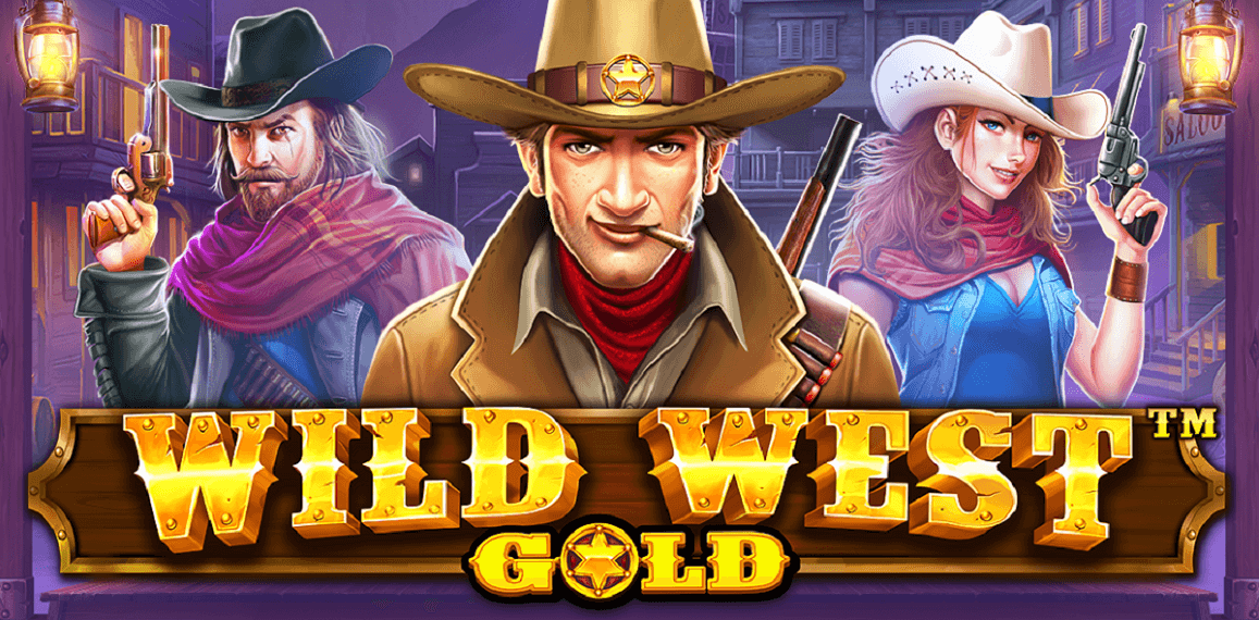 PRAGMATIC PLAY RIDES INTO TOWN WITH WILD WEST GOLD