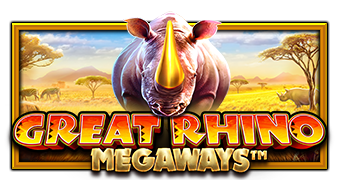 Great Rhino Megaways™ Logo