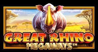 Slot senza scaricare - Great Rhino Megaways