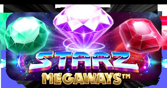 Starz Megaways™ Logo