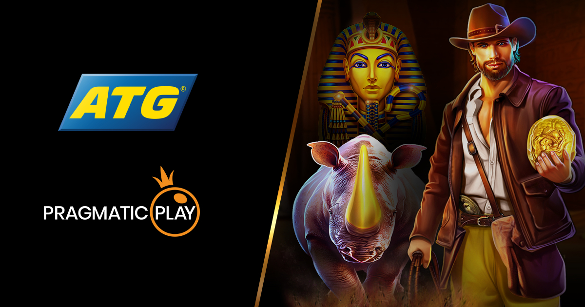 PRAGMATIC PLAY'S SLOTS PORTFOLIO LIVE WITH ATG
