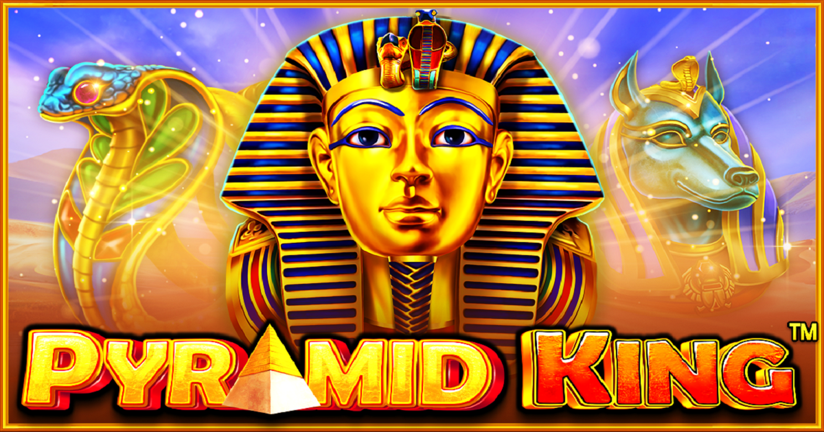 PRAGMATIC PLAY BEGINS AN EGYPTIAN ADVENTURE WITH PYRAMID KING