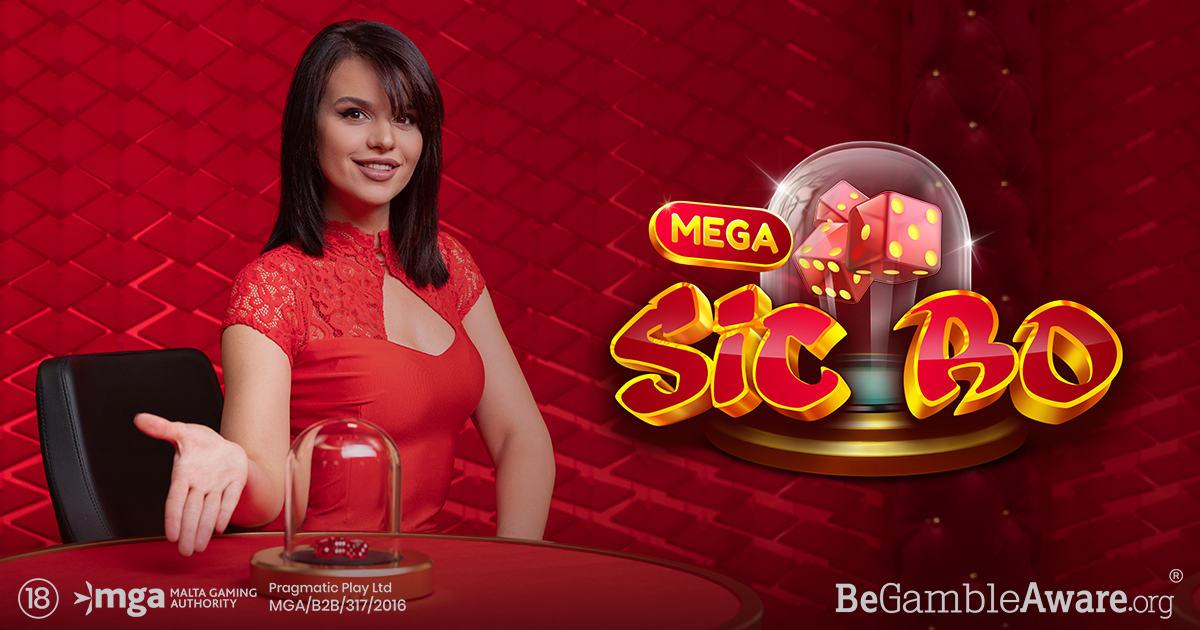 PRAGMATIC PLAY LAUNCHES A NEW LIVE CASINO GAME: MEGA SIC BO