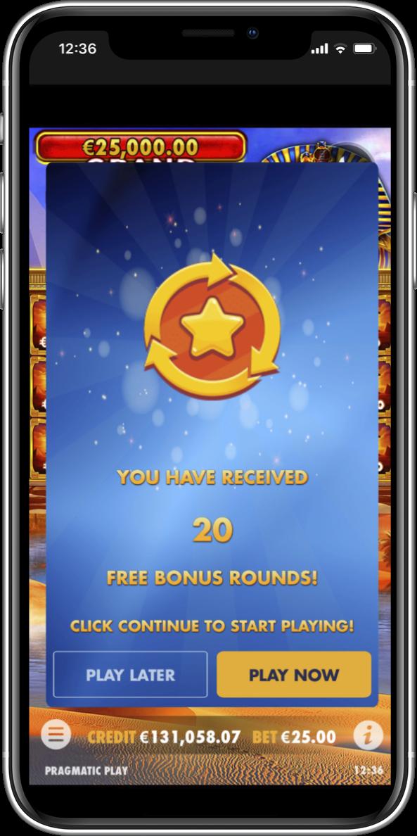 Runde Bonus Gratuite