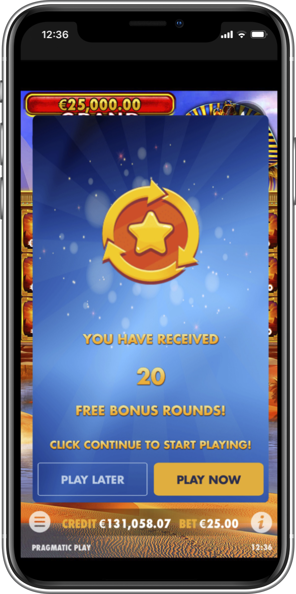 Gratis bonusrundor
