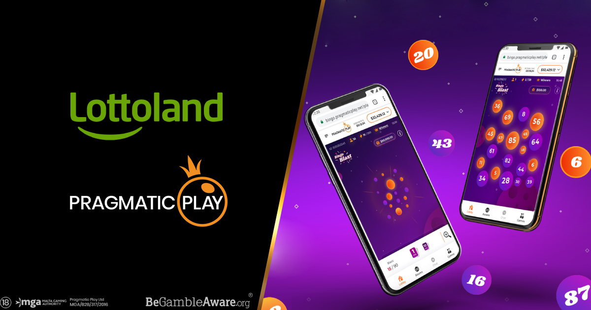 PRAGMATIC PLAY EXTENDS LOTTOLAND DEAL WITH ITS BINGO PRODUCT