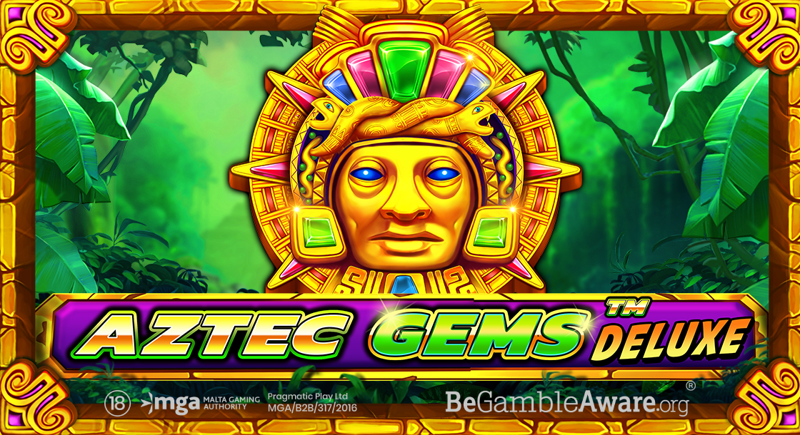 PRAGMATIC PLAY RELEASES SPARKLING NEW HIT: AZTEC GEMS DELUXE