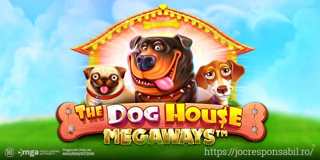 PRAGMATIC PLAY INTRODUCE FUNCȚII NOI ÎN THE DOG HOUSE MEGAWAYS™