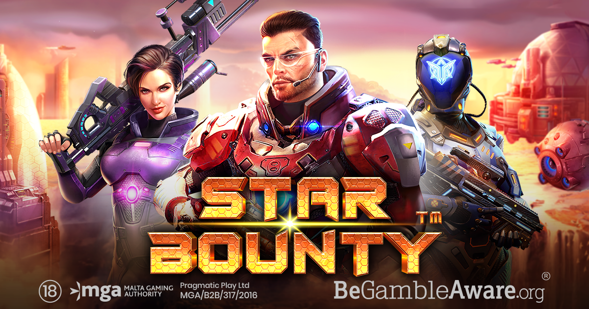 PRAGMATIC PLAY LANCIA UNA SLOT STELLARE, STAR BOUNTY