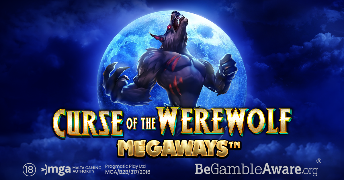 PRAGMATIC PLAY RILASCIA LA SPAVENTOSA CURSE OF THE WEREWOLF MEGAWAYS™