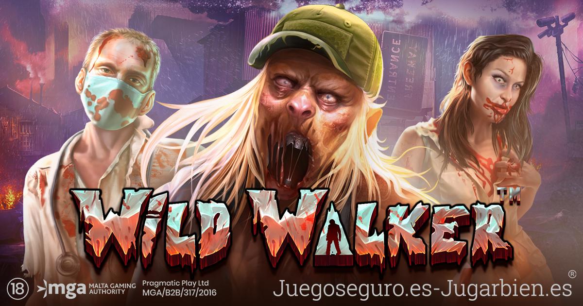 PRAGMATIC PLAY LIBERA A LOS ZOMBIS EN EL NUEVO ÉXITO WILD WALKER