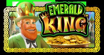 Emerald King™ Logo