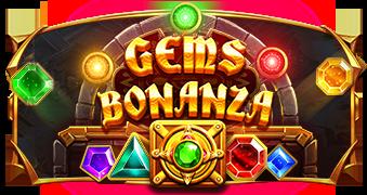 Gems Bonanza™ Logo