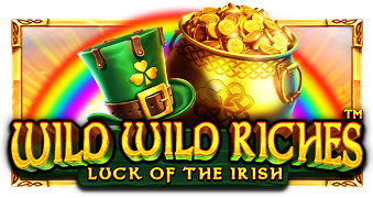 Wild Wild Riches™ Logo