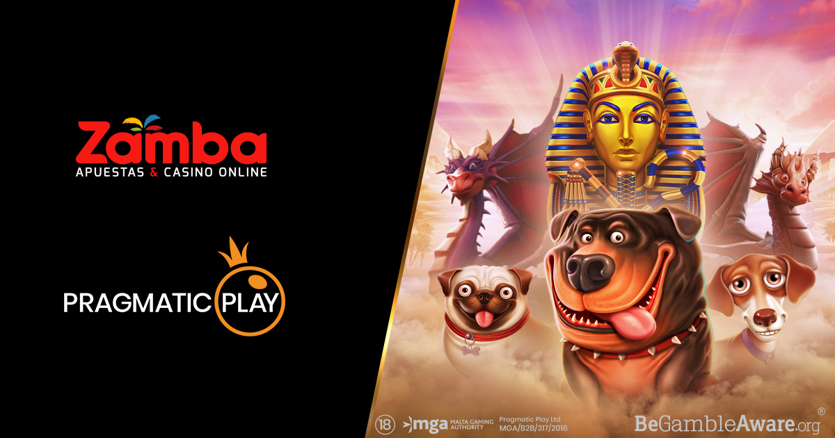 PRAGMATIC PLAY'S SLOTS NOW LIVE WITH COLOMBIAN OPERATOR ZAMBA