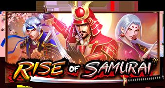 Rise of Samurai™ Logo