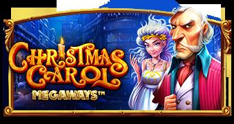 Christmas Carol Megaways™ Logo