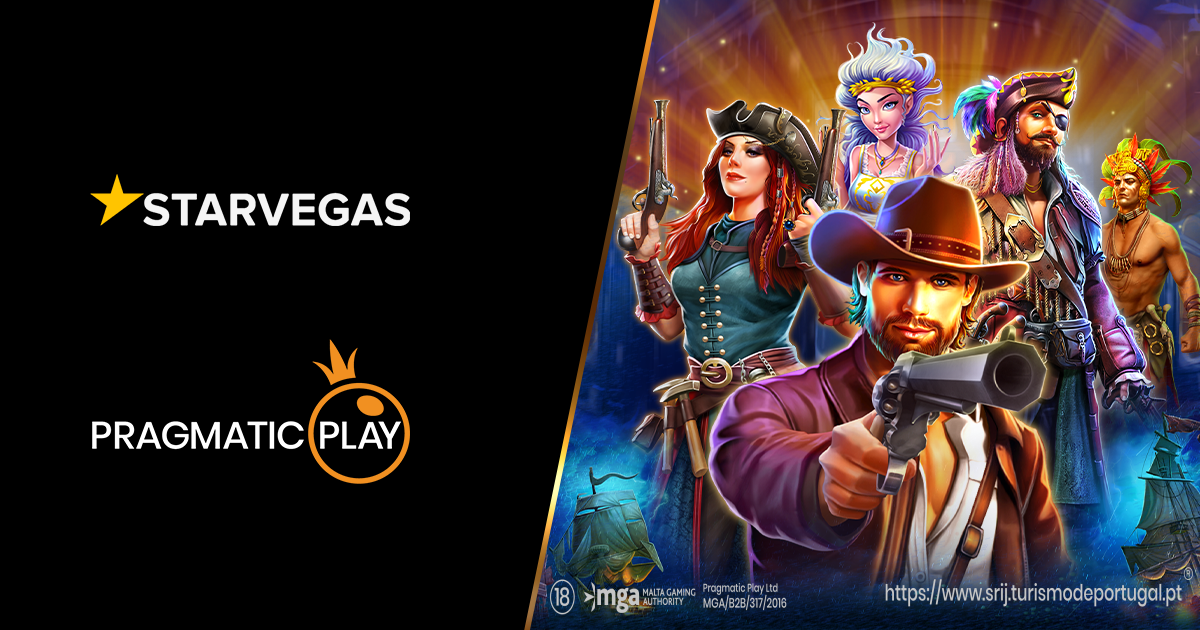 PRAGMATIC PLAY LANÇA SLOTS COM STARVEGAS.IT